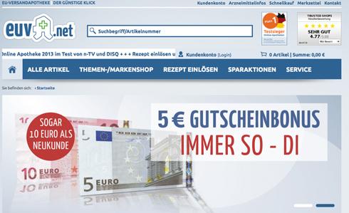 www.besamex.de - Eu-Versandapotheke