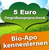 bio-apo.de - Gutschein