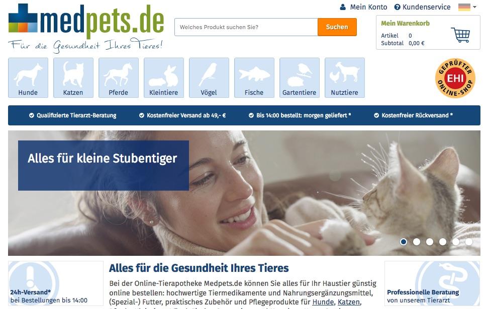Jetzt zu Medpex.de