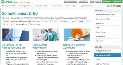 DrEd - www.dred.com/de