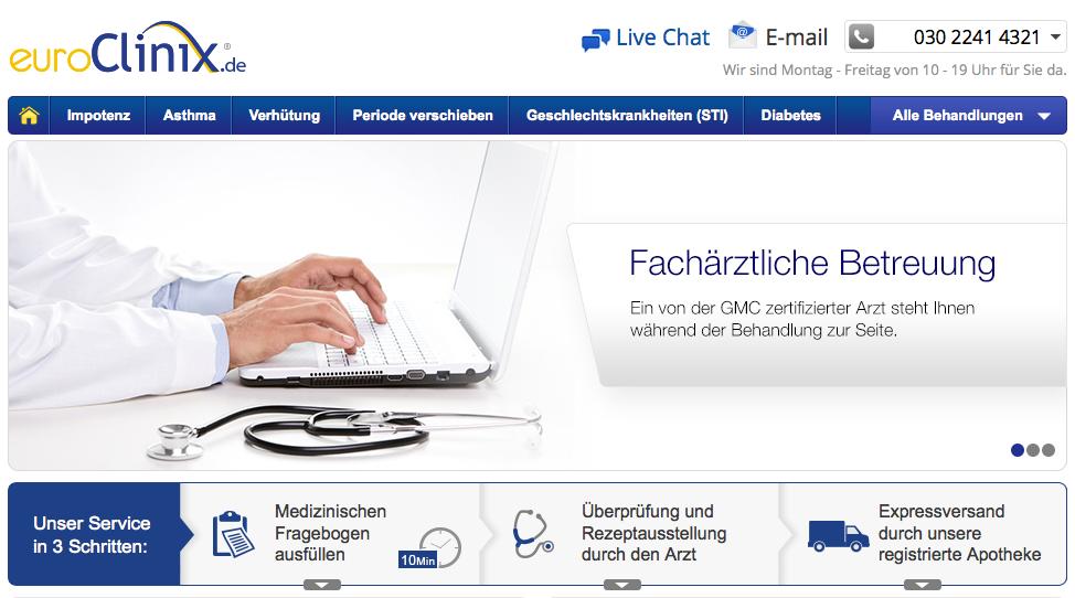 euroclinix-onlinedoktor